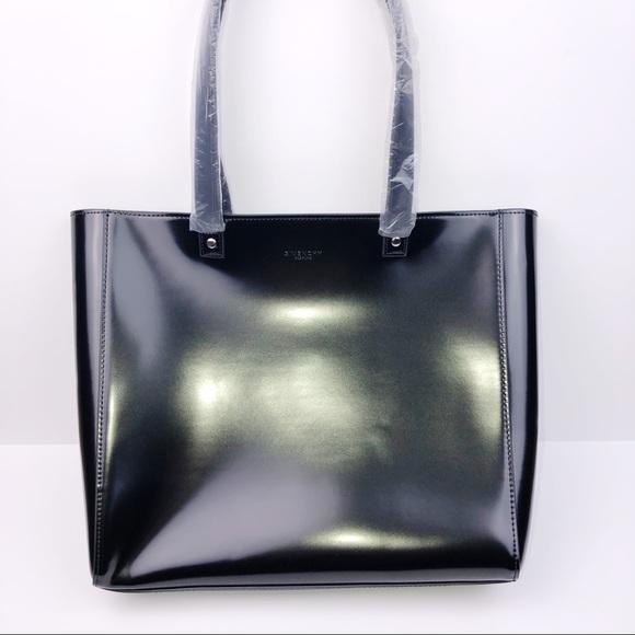New Tote Purse Nwt Parfums Black Bag Givenchy jqUMpLVzSG